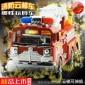 �V�|�V州消防�玩具�б�泛辖鸹亓π≤�套�b小孩汽�玩具�S家�r格