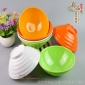 �V�|�V州彩色仿瓷餐具塑料碗密胺��碗拉面碗尖底螺�y碗泡面碗麻辣�C碗�r格